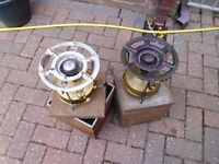 Two primus type stoves