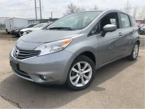 2015 Nissan Versa Note 1.6 SL NAVIGATION MAGS GREAT MILEAGE!