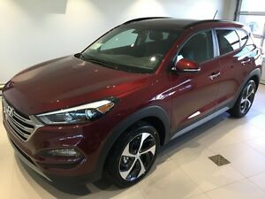 2017 Hyundai Tucson LIMITED - LEATHER, HEATED SEATS/WHEEL