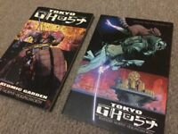 Tokyo Ghost vol 1 & 2 Graphic Novel