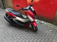 Yamaha n max 125 2016 Matt red low mileage