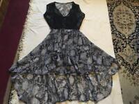 Ladies dress size 10 used ex condition £4