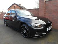 2014 bmw 320d xdrive se{21k,fbmwsh,excellent spec,full m performance kit,finance/warranty ava