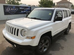 2015 Jeep Patriot Sport/North 4X4! remote start! heated seats!