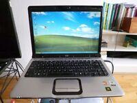 HP Pavilion dv2000 Entertainment Notebook PC