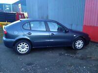 Seat Leon 1.6 12 months MOT £695 ono