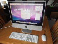 Apple iMac Desktop Computer (Late 2009)