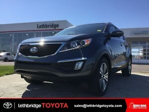 Certified 2016 KIA Sportage EX Luxury AWD - COOLED SEATS!