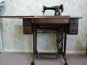 Singer treadle sewing machine Salisbury North Salisbury Area Preview