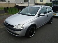 Clean and Tidy 1.2 Corsa CHEAP EVERYTHING