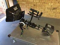 Lanparte Follow Focus & Shoulder Rig Kit
