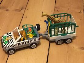 Playmobile safari set