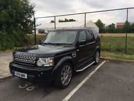 Land Rover Discovery 4 Hse Black 2011 * NON RUNNER*