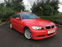 2006 (56) BMW 320d SE SALOON 85,000 MILES FULL LEATHER IMMACULATE CONDITION SERVICE HISTORY NEW MOT