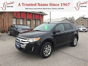 2014 Ford Edge SEL Dual Roof Navi Leather