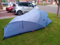 The North Face 2 man tent