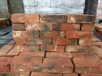 68MM HANDMADE RECLAMATION SHIRE BLEND BRICKS.