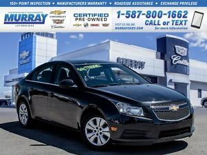 2013 Chevrolet Cruze **One Owner!  Back up Camera!**