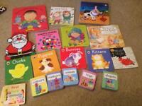 18 baby books