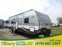 2015 Forest River Shasta Revere 29RK  Travel Trailer Large Power