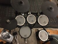 Complete Roland TD-15K Mesh Electronic Drum Kit - Used
