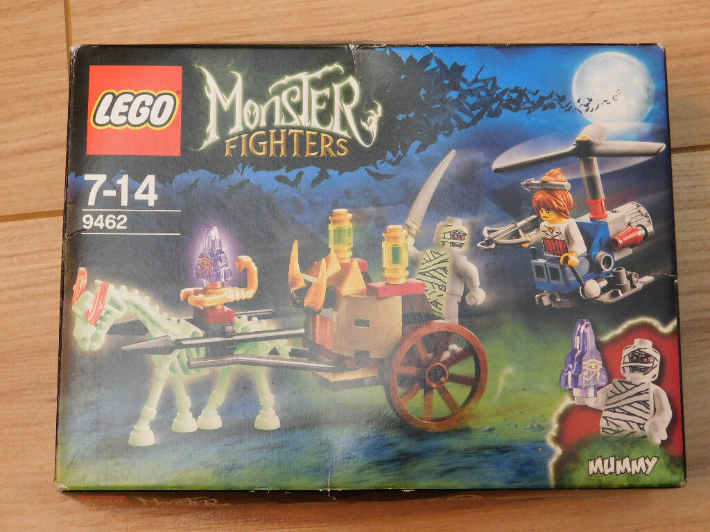 LEGO Set 9462 Monster Fighters