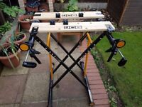 JCB WF1200 Workframe similar to a workmate, never used, as new