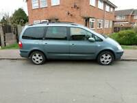 Ford galaxy mk 2 for spares or repair