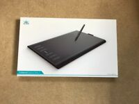 New 1060PLUS HUION Professional Graphics Tablet, Brand New