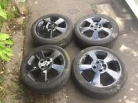 Vauxhall corsa c,astra sri 16 inch wheels,£130,no offers