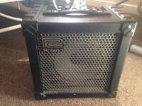 Guitar amp - Roland Cube 15XL