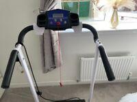 Electric Motorised Lightweight Folding Running Treadmill