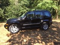 Jeep Cherokee 3.7 V6 Limited Station Wagon 4x4 5dr