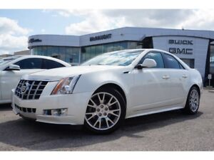 2013 Cadillac CTS Performance Collection AWD