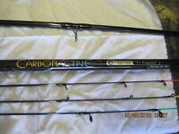 Carbon Active Feeder Rod