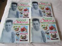 Good Cooking with Gary Rhodes - 4 x binders
