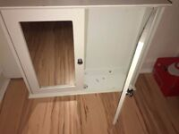 Ikea bathroom wall cabinet