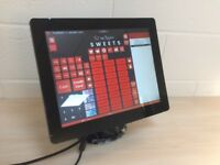Brand New and Boxed Digipos Toccare TCM15 Touch Screen Display ideal for an Epos POS Till