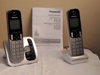 Digital Cordless Phone Pair