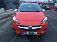 Vauxhall Corsa 1.4 2016 7k mails only