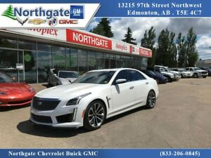2016 Cadillac CTS-V 640 HP Supercharged, Sunroof, Data Recorder
