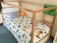 Ikea Kura Single Bed