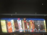 SELECTION OF VARIOUS BLU RAY FILMS - USED - GOOD CONDITION