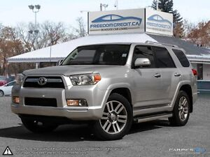 2013 Toyota 4Runner Limited Leather Navi New Tires 7 Passanger
