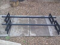 Summit roof bars land rover
