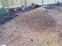 FREE - pea shingle gravel (2m3)