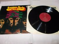 REGGAE PARTY WITH - UK 12 TRK V/A VINYL LP -MAYTALS-PIONEERS-BO BMARLEY-SKINHEAD