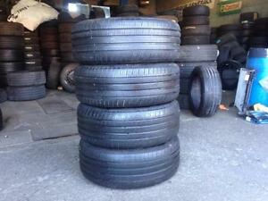 4 RUNFLATS 245 50 18 SUMMER - PIRELLI CINTURATO P7 ALL SEASON * STAR RSC
