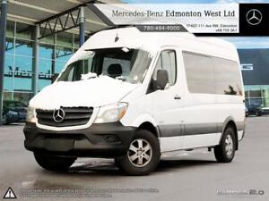 2016 Mercedes-Benz Sprinter 2500 Passenger 144