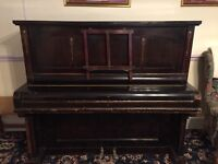 Piano free to collector!